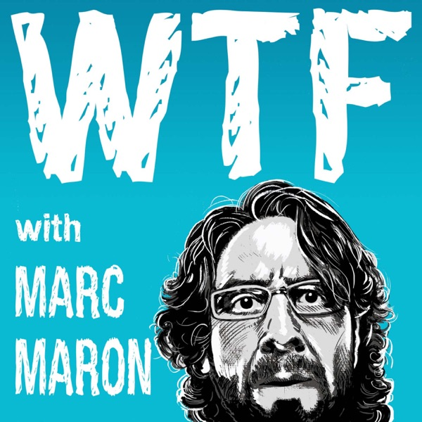 WTF with Marc Maron Podcast banner backdrop