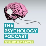 Image of The Psychology Podcast with Scott Barry Kaufman podcast