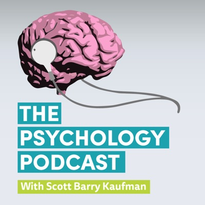 The Psychology Podcast with Scott Barry Kaufman:Scott Barry Kaufman