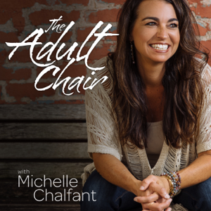 The Adult Chair: Healing, Transformation, and Better Understanding of Stress, Anxiety, Depression, Physical Health, Self-Love