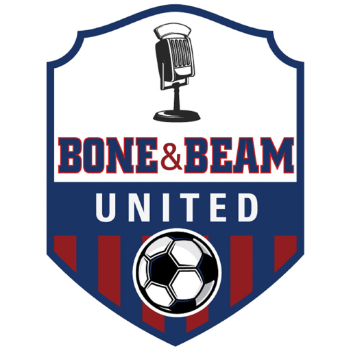 Cover image of Bone and Beam United - 97.1 The Fan