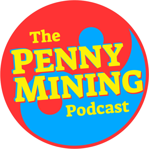 Cover image of Penny Mining Podcast