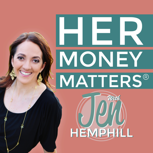 Cover image of Her Money Matters: Money Talk For Women | Financial Education | Budgeting