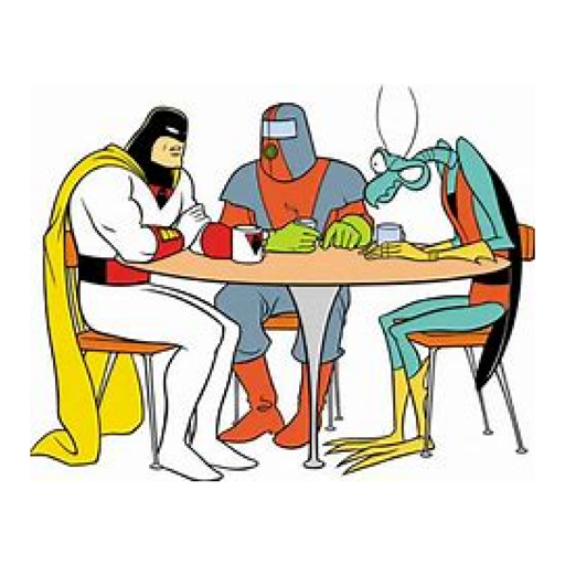 Cover image of The Round Table