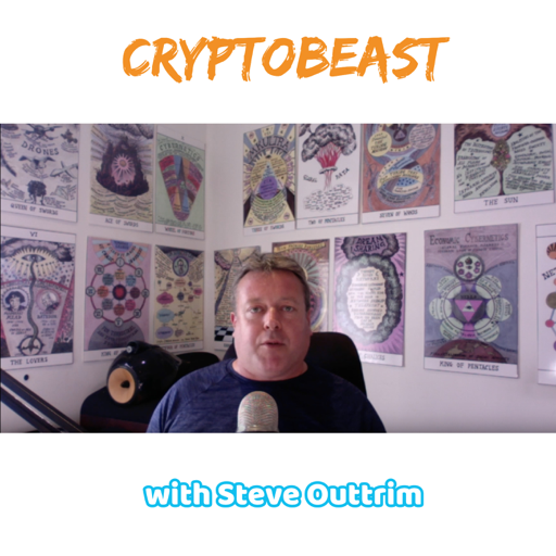 Cover image of CryptoBeast with Steve Outtrim