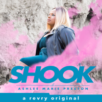 Shook with Ashlee Marie Preston podcast