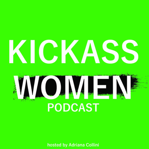 Cover image of The Kickass Women Podcast