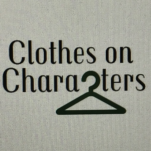 Cover image of Clothes on Characters » Costume Design