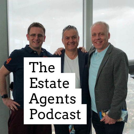 Cover image of The Estate Agents Podcast