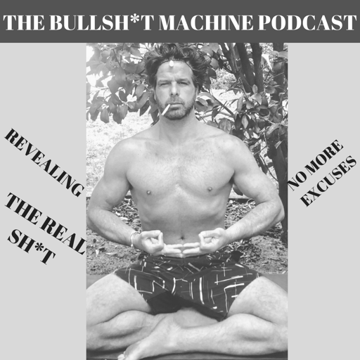 Cover image of THE BULLSH*T MACHINE WITH TOMMY KENDE