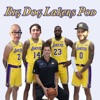Big Dog Lakers Pod artwork