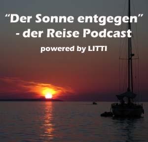 """""""Der Sonne entgegen"""" - der Reise Podcast"""