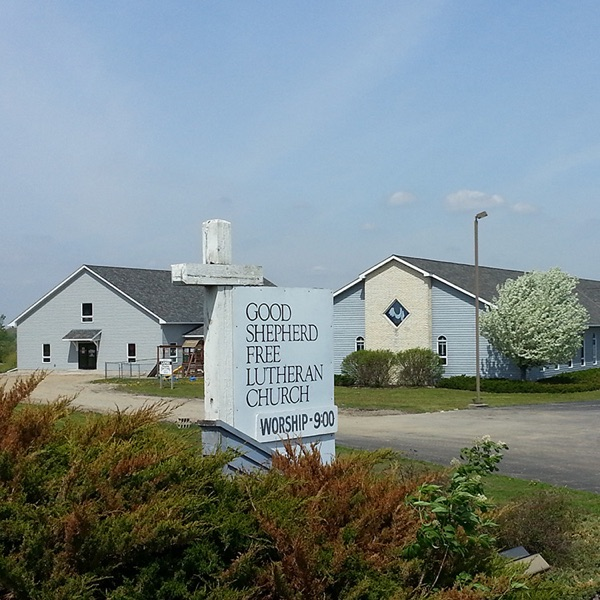 Sermon series from Good Shepherd Free Lutheran Church, Cokato