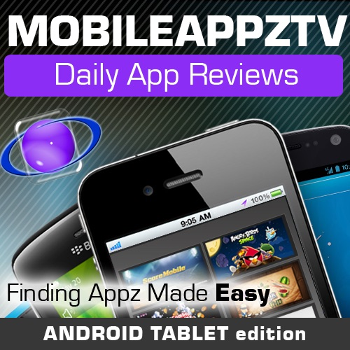 MobileAppzTV - Android Tablet Edition (HD)