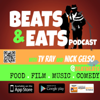 Beats and Eats podcast