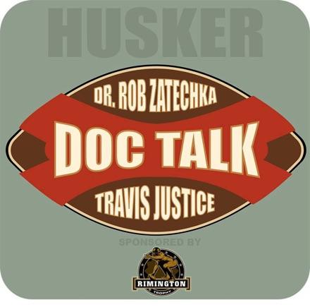 Cover image of Husker Doc Talk