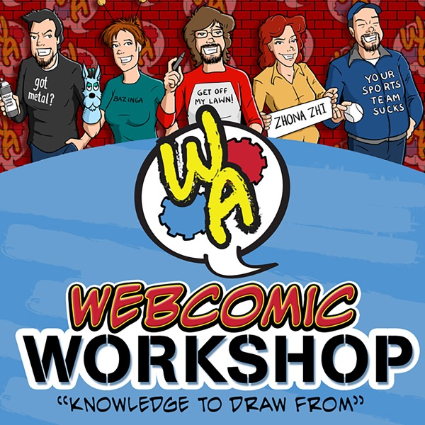 Webcomic Alliance » Podcast Feed