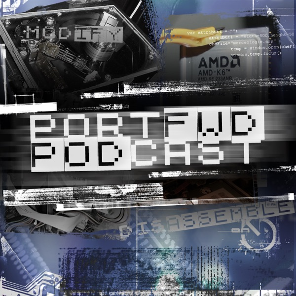 Port Forward Podcast (mp3)