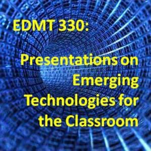 Emerging Technologies in the Classroom - Audio Only