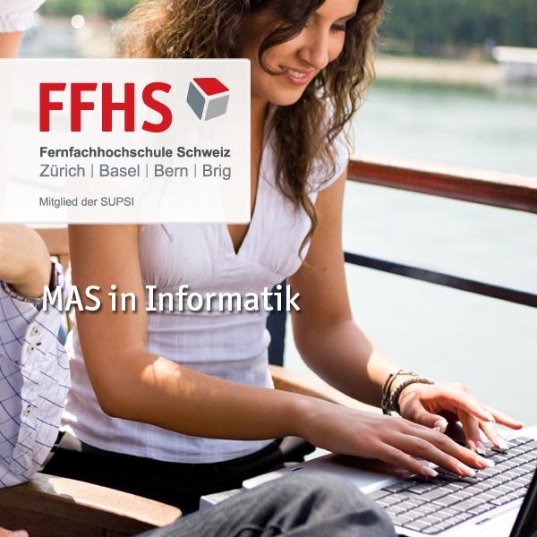 MAS Informatik - Informationen zum Studiengang