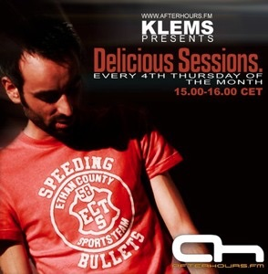 Klems - Delicious Sessions Podcast