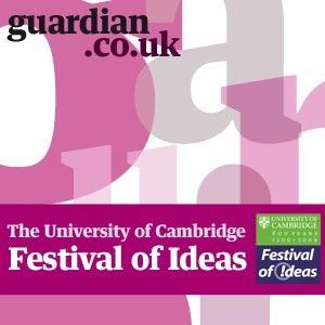 University of Cambridge festival of ideas