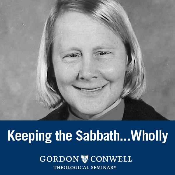 Keeping the Sabbath...Wholly
