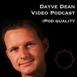 Dayve Dean video podcast (iPod compatible)