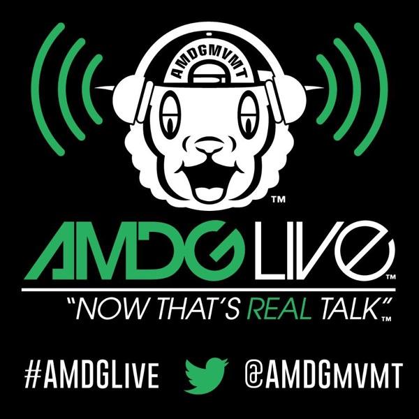 AMDG LIVE CASTS