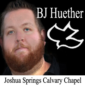 Pastor BJ Huether Youth Services