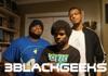 3blackgeeks podcast artwork