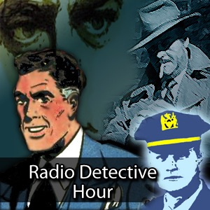 Cover image of Radio Detective Story Hour