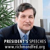 Jeffrey M. Lacker - Federal Reserve Bank of Richmond podcast