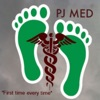 PJ Medcast artwork