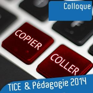 Journée TICE et Pédagogie 2014