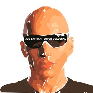 Joe Satriani Super Colossal Podcast (Audio)