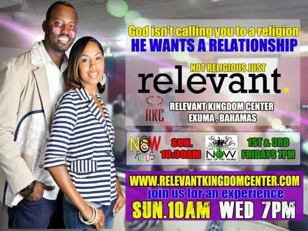 Relevant Kingdom Center Podcast