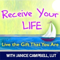 Cover image of Receive Your Life