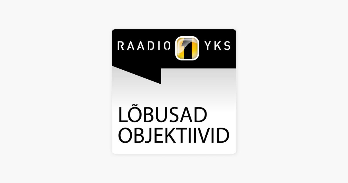 460a50d495c  Lõbusad objektiivid – Raadio1 on Apple Podcasts