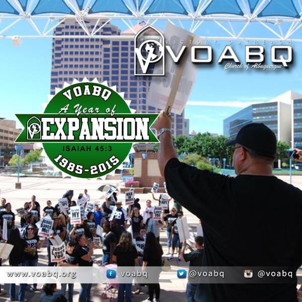 VIctory Outreach Albuquerque