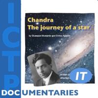 Podcast cover art for Chandra: il viaggio di una stella
