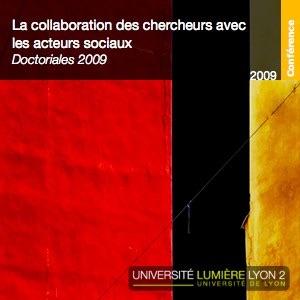 Doctoriales 2009
