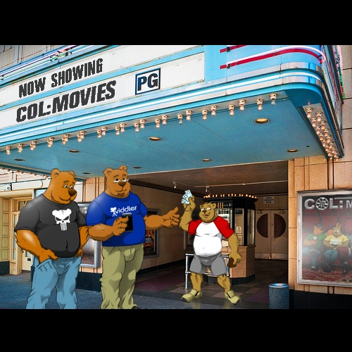 COL Movies » Podcast Feed