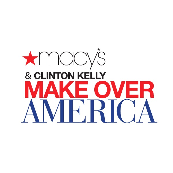 Macy's and Clinton Kelly Make Over America