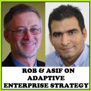 Adaptive Enterprise Strategy Podcasts – Livingstone Advisory