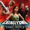 Cataclysmo and the Time Boys (Web Serial) artwork