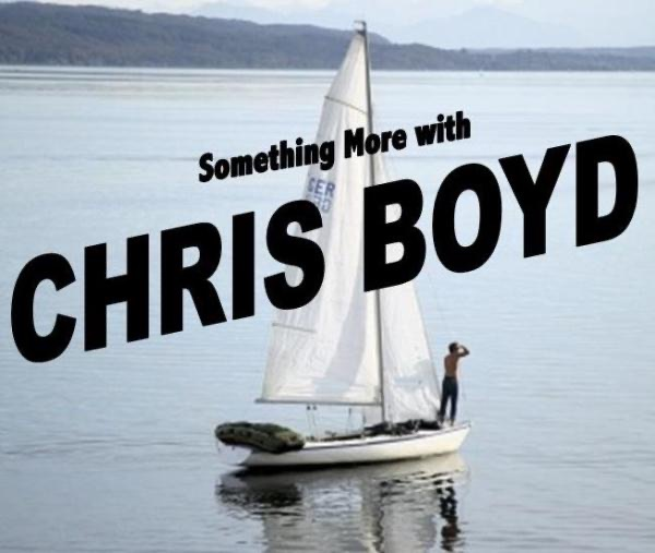 Something More with Chris Boyd Show Podcasts