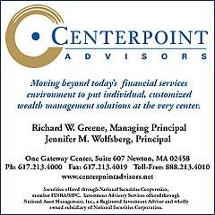 Centerpoint Advisors Podcast