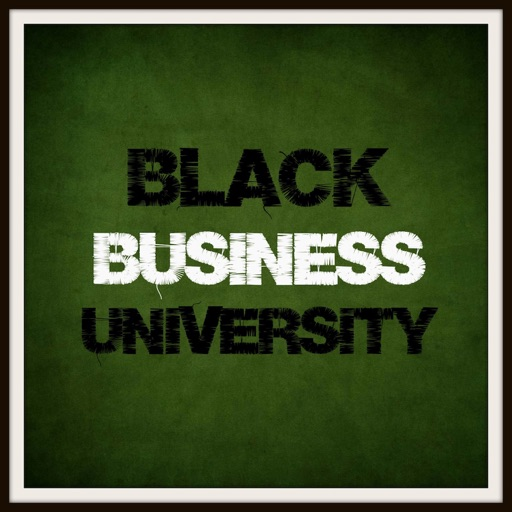 Cover image of Black Business University