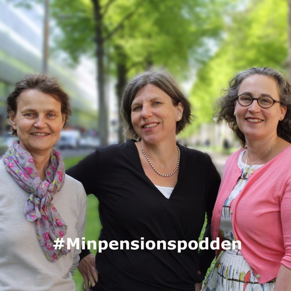 Ep 80: Ha koll på din pension under arbetslivet - med Anne-Maria Carlsgård, Kommunal